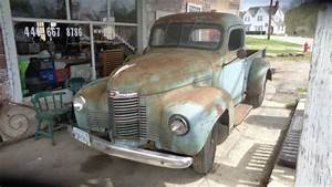 1949 International Kb2 Pickup Truck For Sale In Sugar Grove  Ohio  United States For Sale