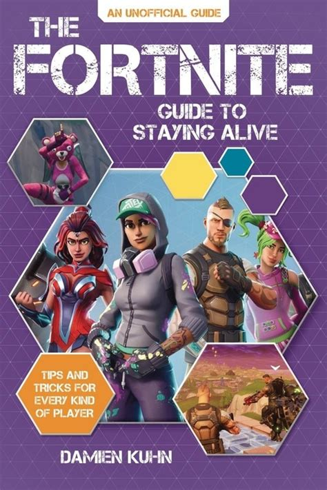 fortnite guide  staying alive unofficial guide book tips