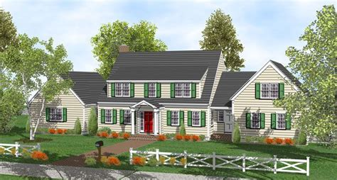 Cape+cod+shed+dormer+addition  Story Cape Home Plans For