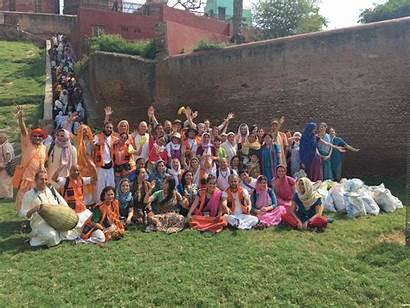 Vrindavan Dham Charity Helping Hands Vip Cleaning