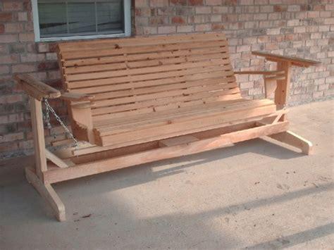 porch swing glider plans   build diy woodworking