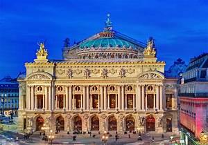 Opra Garnier Monuments De Paris Ceux Quil Faut