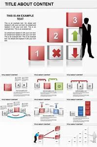 Progressive Business Process Powerpoint Diagrams
