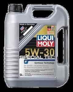 5w30 Vollsynthetisch Liqui Moly : liqui moly special tec ll 5w30 fully synthetic long life ~ Kayakingforconservation.com Haus und Dekorationen