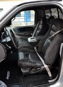 2004 Gmc Sierra Interior Lights Tmi F 150 Svt Lightning Seat Upholstery Kit Svt Logo