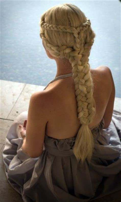 Celtic princess hairstyle.   style and fashion   Pinterest