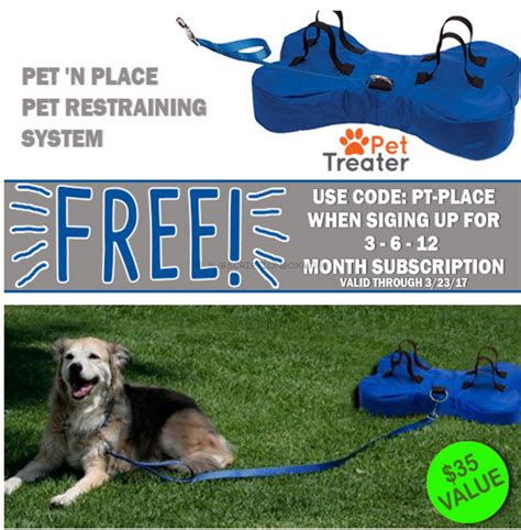 pet treater box march 2017 review coupon subscription