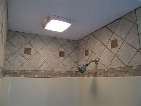 tile above tub surround tile above fiberglass tub shower enclosure flip that