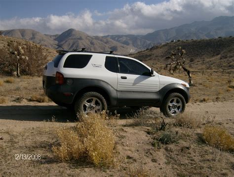 2001 Isuzu Vehicross by Ac1295 2001 Isuzu Vehicross Specs Photos Modification