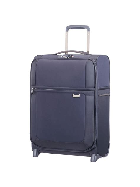 Lewis Cabin Luggage by Samsonite Uplite 2 Wheel 55cm Cabin Suitcase At Lewis