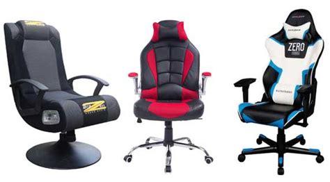 siege baquet chaise de bureau pour gamer quelques conseils à suivre