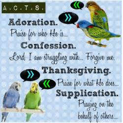 biblical acronym for prayer adoration confession thanksgiving supplication acts soli
