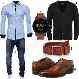 Business Casual Männer : gehobener m nner look mit smartwatch und hemd m0479 style pinterest m nner mode ~ Udekor.club Haus und Dekorationen