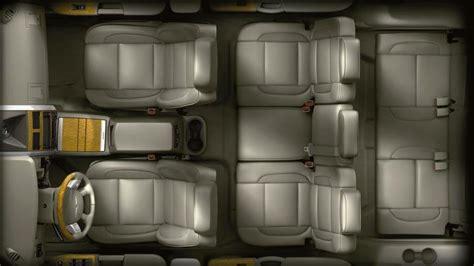 chrysler aspen interior photo  cars review