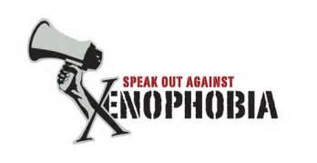 <b>Xenophobia</b>