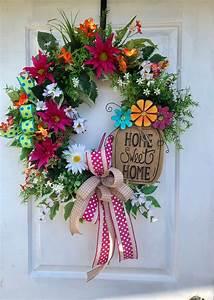 Free, Shipping, Summerwreath, Summer, Wreaths, For, Front, Door, Grapevine, Wreath, Sassy, Doors, Wreath