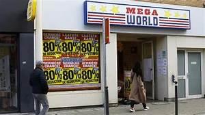 Les Magasins Mega World  Ex-blokker  En Faillite  Les Stocks Seront Vendus En Ligne