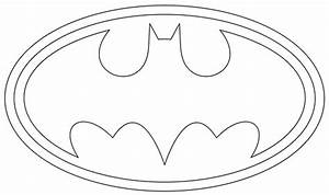 batman logo outlines flickr photo sharing With batman template for cake