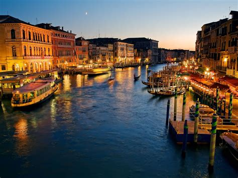 Venice In Italy The Most Beautiful Cities In Europe