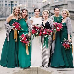 fall bridesmaid dresses brides With fall wedding bridesmaid dresses
