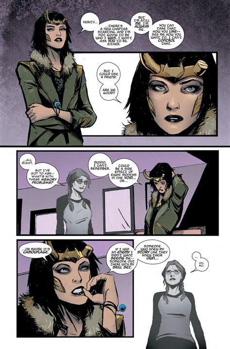 Preview Loki Agent Of Asgard 16 Comic Vine