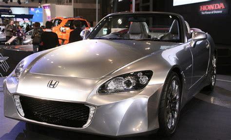 2009 Honda Sports S2000 Modulo Concept