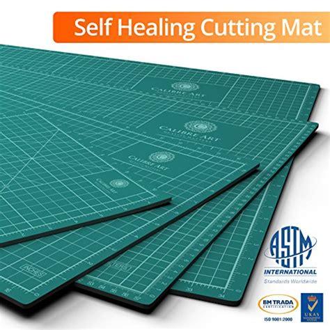 self healing cutting mat self healing rotary cutting mat 18x24 best for