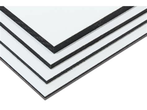 Alu Dibon by Comprar Dibond Panel Compuesto De Aluminio Pe Blanco