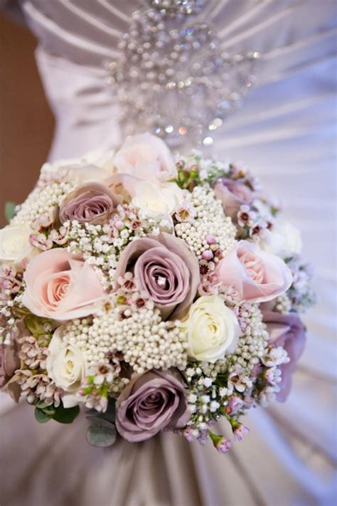Picture Of Lilac And Blush Blooms White Ones And Babys