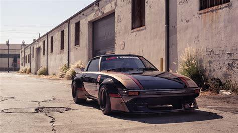 jdm legends  savanna rx  wallpaper hd car