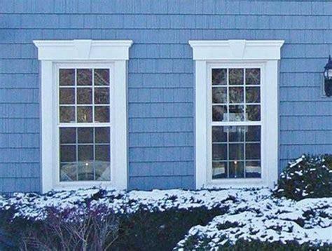 window exterior trim ideas exterior trim window and ideas