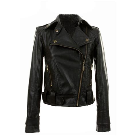 leather apparel womens black leather jackets ebay