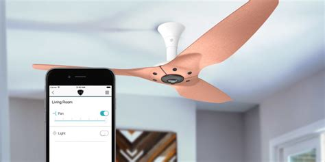 smart ceiling fan control simple ways to automate your ceiling fan