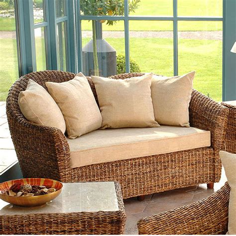 Conservatory Settee by Sofa For Conservatory Uk Www Microfinanceindia Org