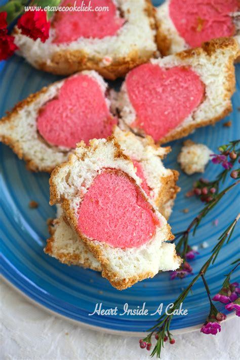 heart   cake recipe valentines special crave