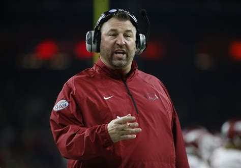 bret bielema sends letter  principal   star recruit