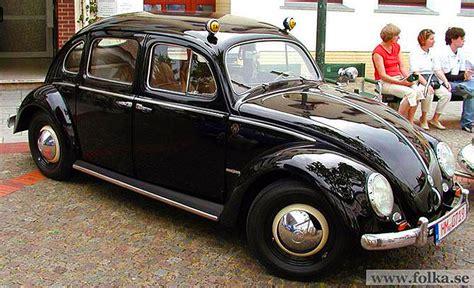 1952 Volkswagen Beetle 4-door