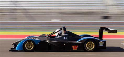 Racecar Profile