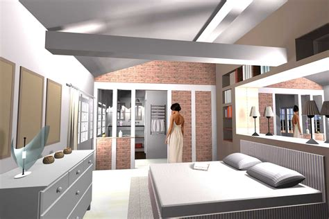 amenagement chambre parentale avec salle bain plan suite parentale avec salle bain dressing top idee