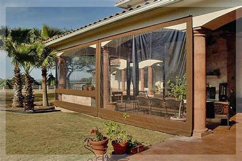 How To Enclose A Screened In Porch by Custom Patio Enclosures From Enclosureguy Clear