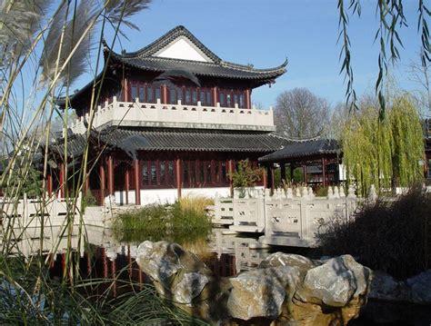 Chinesischer Garten Mannheim  Erholung Im Luisenpark