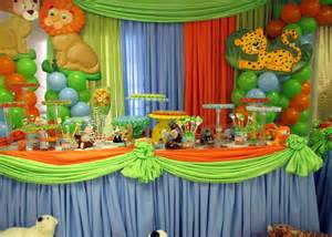 Noah Ark Baby Shower Theme by 37 Cute Kids Birthday Party Ideas Table Decorating Ideas