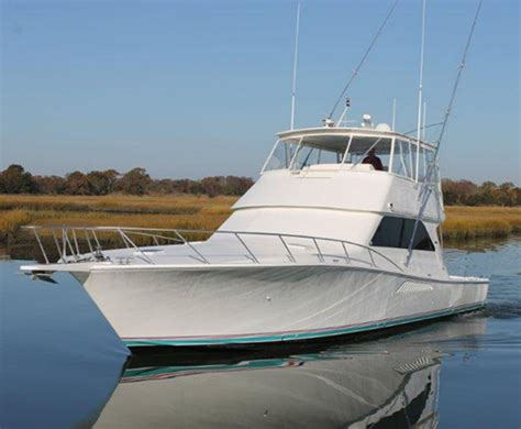 Boat Loans Nj by 1998 Viking 55 Convertible Power New And Used Boats For Sale