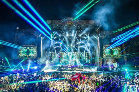 Electric Forest: 4 Days of Music and Magic