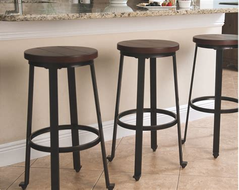 Challiman Pub Height Barstool By Ashley Furniture  Turner. Bath And Kitchen Remodel. Discount Kitchen Knobs. Kitchen Trash Bag. Stationary Kitchen Island. Outdoor Kitchen Prefab. Remodled Kitchens. Cleaning Grease Off Kitchen Cabinets. Stone Kitchen Floor
