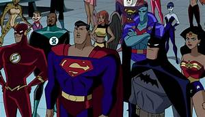 A Look at 'Justice League Unlimited' – Part Four