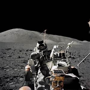 NASA Landed Electric Cars On The Moon Decades Before Elon Musk Launched His Tesla