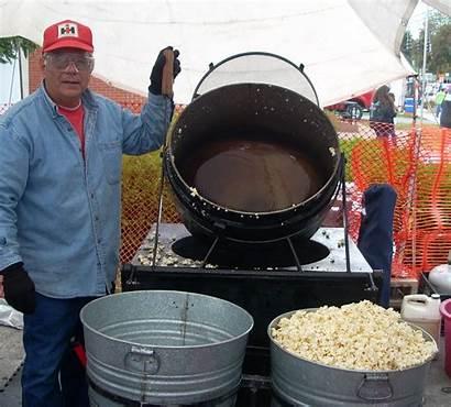 Kettle Corn Say Served Tub Northcountrypublicradio Allin
