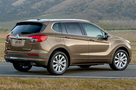 Buick Us by Buick Envision 2016 Now Suv 5 Door Outstanding Cars