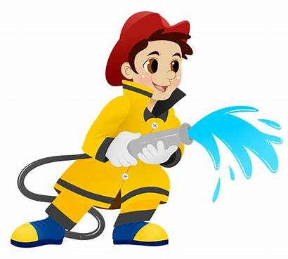Clipart Clip Firefighter